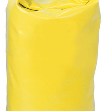 "Dry Pak WB-7 Roll Top Dry Bags (12.5"" x 28"", Yellow)"