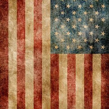 FLAG GRUNGE STYLE BACKDROP Backdrop 5x6 - LCPC4089 - LAST CALL