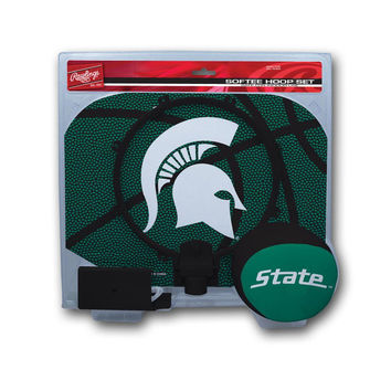 Michigan State Slam Hoop