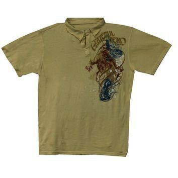Grateful Dead - 1st Album Polo Shirt