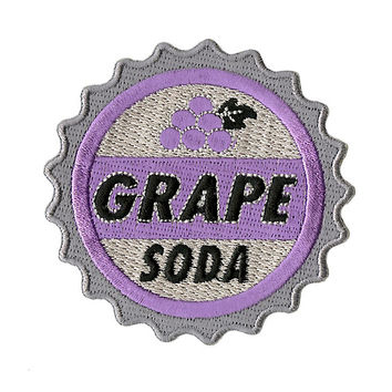 Disney Up Bottle Cap Patch