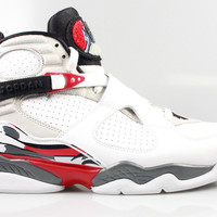 Air Jordan Men's 8 VIII White Bugs 2013