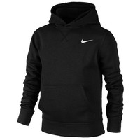 Nike Swoosh Pull Over Hoodie - Boys' Grade School at Champs Sports