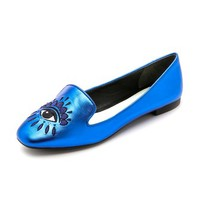 KENZO Eyes Smoking Slippers