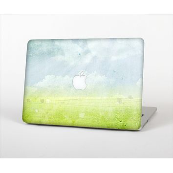 The Water-Color Painting of Meadow Skin Set for the Apple MacBook Air 11""