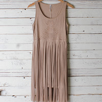 Sunset Fringe Dress