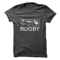 Eat. Sleep. Rugby.