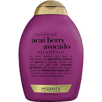 Nutritional Acai Berry Avocado Shampoo