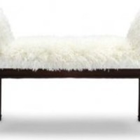 Eco First Art Lila Bench