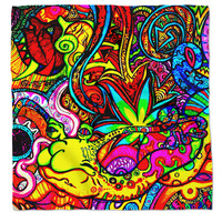 Trippy Drug Bandana
