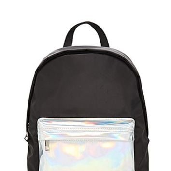 Hologram Pocket Backpack