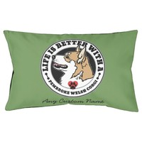 Personal Life Is Better With Pembroke Welsh Corgi Pet Bed
