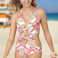 Gossip Girl Juniors Unchained Melody Bikini - 4301 /