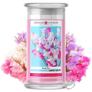 Sweet Pea | Jewelry Candle®