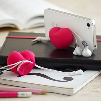 Heart Cell Phone Stand