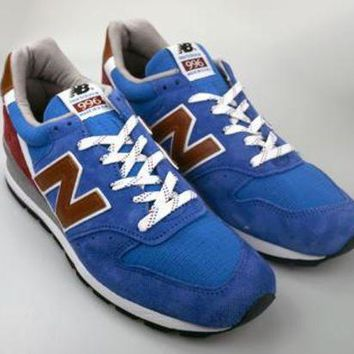 DCCK1IN new balance made in usa reg m996bb blue red grey