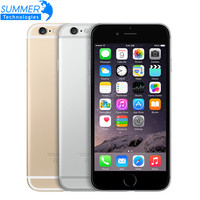 Original Unlocked Apple iPhone 6 Cell Phones 4.7'IPS 1GB RAM 16/64/128GB ROM GSM WCDMA LTE iPhone6 Mobile Used Phone