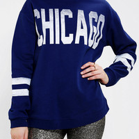 Urban Outfitters - Sparkle & Fade Chicago Sweatshirt