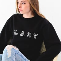 Lazy Sweater