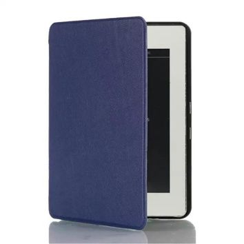 "Ultra Slim Case For Barnes & Noble Nook Glowlight Plus 6"" Ereader Protective Case Cover for NOOK 5"