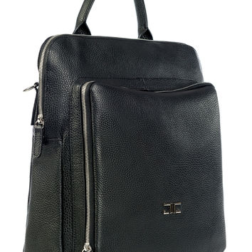 Palladio-Briefcase-Messenger Bag