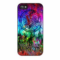 Bring Me The Horizon Dreamcatcher Nebula Space iPhone 5s Case