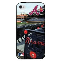 MLB Atlanta Braves Iphone 4/4s Hard Cover Case