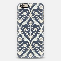 Akash trellis ikat iPhone 6 case by Sharon Turner | Casetify
