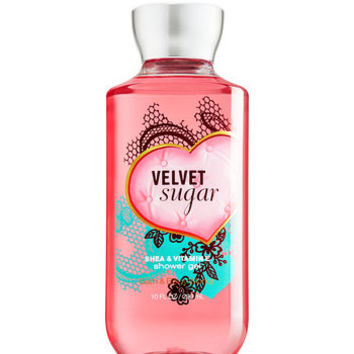 Signature CollectionVELVET SUGARShower Gel