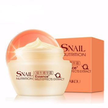 Nutrition Snail Cream Moisturizing Anti-Aging