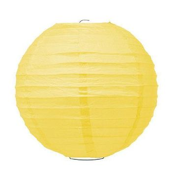 Large Paper Lantern - Sunflower (Pack of 1)