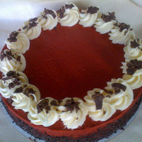 Red Velvet Cheesecake (Local Delivery Only)