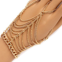 Slave Bracelet unlike others Ladies Bracelet - Crystal