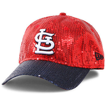 St. Louis Cardinals Women's Victoria's Secret PINK® Bling 9FORTY Adjustable Cap by New Era - MLB.com Shop