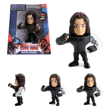 Captain America Civil War Winter Soldier Bucky M49