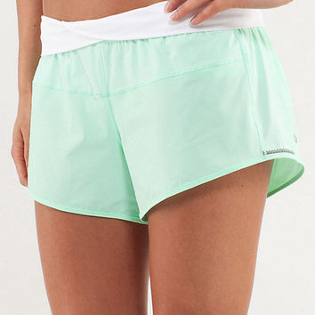 run: pace short | women's shorts | lululemon athletica