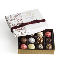 Shop Gifts for Families - 12 pc Ultimate Dessert Truffles at Godiva