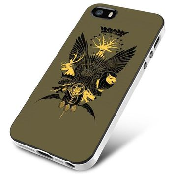 Game Of Thrones Who is Crown iPhone 5 | 5S | 5SE Case Planetscase.com