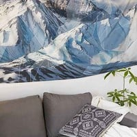 4040 Locust Fractured Mountain Tapestry
