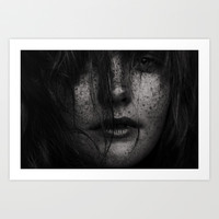 Separation  Art Print by Imustbedead