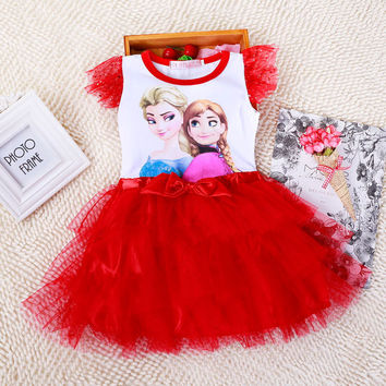 Kids Girls Baby Dress Products For Children = 4457706244