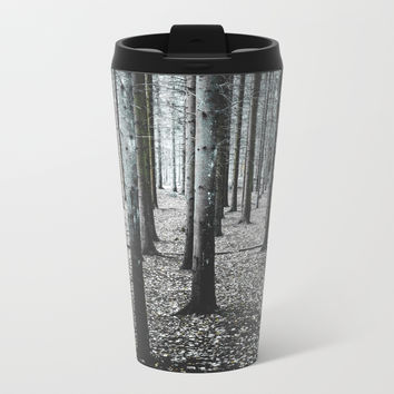 Coma forest Metal Travel Mug by happymelvin