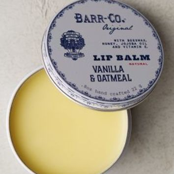Barr-Co. Lip Balm in White Size: One Size Makeup