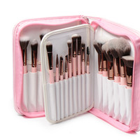 Luxie Rose Gold Brush Book 30 Piece Brush Set