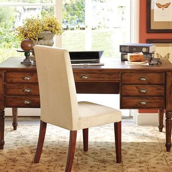 Printer's Keyhole Desk | Pottery Barn