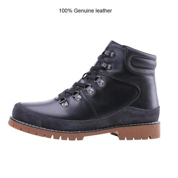 TFO Hiking Shoes Boots 100% pure Genuine leather Men  Camping Climbing Shoes Sneakers Mountain Boots Waterproof climbing