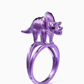 whimsies triceratops ring