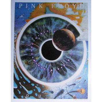 Pink Floyd Domestic Poster
