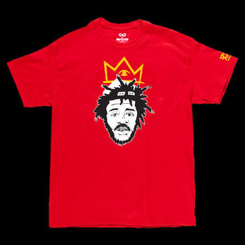 STEEZ 47 Balance Red T