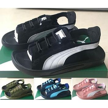 One-nice™ PUMA:Strap sandals couple models for men and women